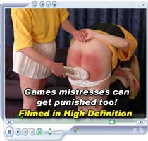 Games teacher punishment