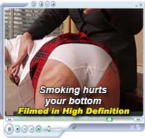 Smokinghurts your bottom